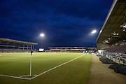 Sixfields stadium during the Sky Bet League 2 match between Northampton Town and AFC Wimbledon at Sixfields Stadium, Northampton, England on 1 March 2016. Photo by Dennis Goodwin.