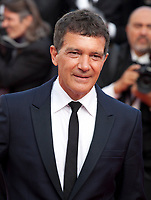 Antonio Banderas at the closing ceremony and The Specials film gala screening at the 72nd Cannes Film Festival Saturday 25th May 2019, Cannes, France. Photo credit: Doreen Kennedy