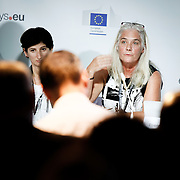 20160615 - Brussels , Belgium - 2016 June 15th - European Development Days - Culture and sustainable growth - Elise Huffer , Culture Adviser - Secretariat , Pacific Community © European Union