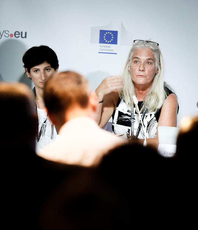 20160615 - Brussels , Belgium - 2016 June 15th - European Development Days - Culture and sustainable growth - Elise Huffer , Culture Adviser - Secretariat , Pacific Community © European Union