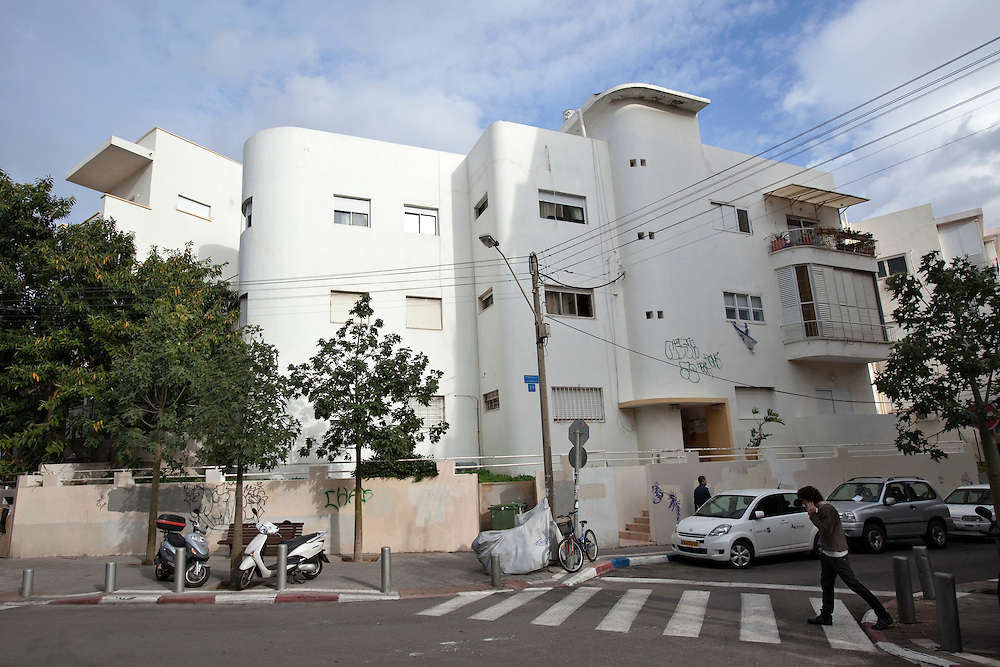 "Tel Aviv's ""White City"" contains more than 5,000 Modernist-style buildings inspired by the Bauhaus school and international style. Bauhaus architecture was introduced in the 1920s and 1930s by German Jewish architects who settled in Palestine after the rise of the Nazis. The architects who had studied in the Bauhaus School for Art and Design, shaped the architectural approach of the new city. In 2003 UNESCO declared the city of Tel Aviv was a World Cultural Heritage site..."