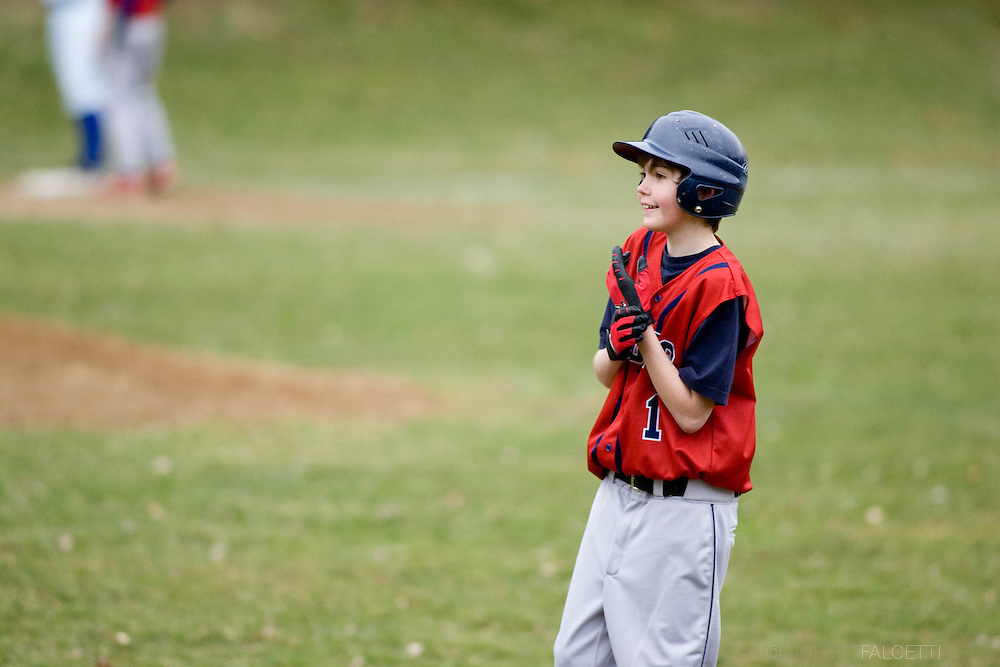 The Master's School, West Simsbury, CT. 2010-2011. Baseball.  (Photo by Robert Falcetti). .