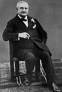 John Edward Redmond (1856-1918), leader of the Irish Nationalist party in Parliament.