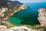 Potato Harbor, Santa Cruz Island, Channel Islands National Park, California USA