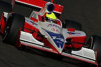 Felipe Giaffone, Indy Racing Phoenix preseason testing