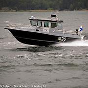 NordStar 26 Patrol 2x outboard
