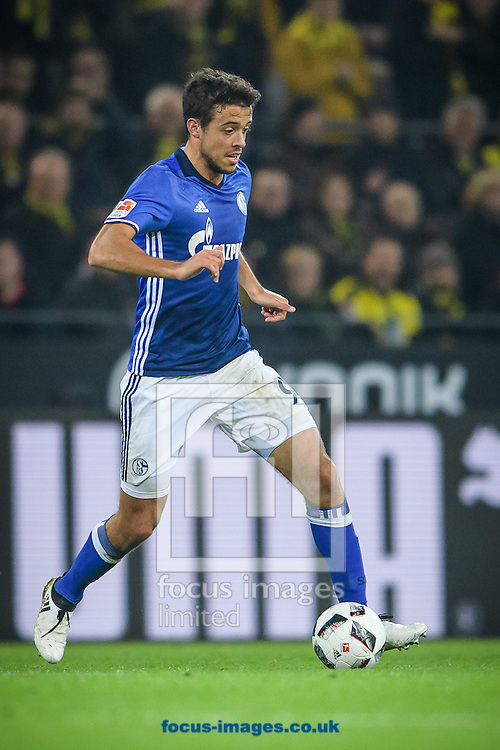 Franco di Santo of FC Schalke 04 during the Bundesliga match at Signal Iduna Park, Dortmund<br /> Picture by EXPA Pictures/Focus Images Ltd 07814482222<br /> 29/10/2016<br /> *** UK &amp; IRELAND ONLY ***<br /> EXPA-EIB-161030-0044.jpg