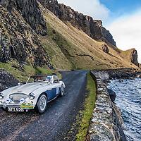 Car 10 Tony Darwent / Judy Darwent Austin-Healey 100/4 BN1