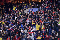 March 6, 2018 - Paris, U.S. - ILLUSTRATION - SUPPORTERS during the Champions League match Real Madrid at Paris Saint-Germain on March 6, 2018 in Paris, France. (Photo by Anthony Bibard/FEP/Panoramic/Icon Sportswire) ****NO AGENTS---NORTH AND SOUTH AMERICA SALES ONLY****NO AGENTS---NORTH AND SOUTH AMERICA SALES ONLY* (Credit Image: © Anthony Bibard/Icon SMI via ZUMA Press)