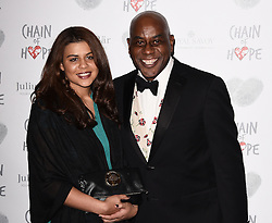 The Chain Of Hope Ball held at The Great Room, The Grosvenor House Hotel, Park Lane, London on Friday 18 November 2016