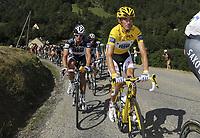Sykkel<br /> Tour de France 2010<br /> 14.07.2010<br /> Foto: PhotoNews/Digitalsport<br /> NORWAY ONLY<br /> <br /> ANDY SCHLECK<br /> <br /> ETAPE 10 : CHAMBERY - GAP