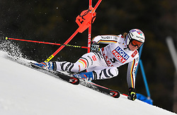 14.02.2019, Gaestrappet, Aare, SWE, FIS Weltmeisterschaften Ski Alpin, Riesenslalom, Damen, 1. Lauf, im Bild Viktoria Rebensburg (GER) führt nach dem 1. Durchgang im Riesenslalom // Viktoria Rebensburg (GER) führt nach dem 1. Durchgang im Riesenslalom in action during her 1st run of ladie's Giant Slalom of FIS Ski World Championships 2019. Gaestrappet in Aare, Sweden on 2019/02/14. EXPA Pictures © 2019, PhotoCredit: EXPA/ SM<br /> <br /> *****ATTENTION - OUT of GER*****