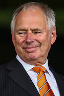 Nick Owen, Chairman of Luton Town before the Sky Bet League 2 match at Kenilworth Road, Luton<br /> Picture by David Horn/Focus Images Ltd +44 7545 970036<br /> 16/08/2014