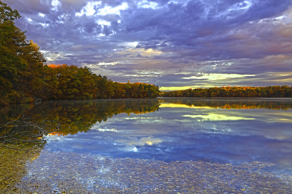 Experienced a katahum sunrise and morning earlier this year at Lake Cochituate in Wayland, MA. This urban lake borders the Boston suburbs Natick, Wayland and Framingham and is part of the Cochituate State Park in Massachusetts. There was still fall foliage colors to experience and the early morning light drew a beautiful light on this New England nature scenery, coloring it in fantastic colors and hues. I love experience the quietude that comes with an early morning photo shoot and really was in desperate need of it that morning. <br /> <br /> Lake Cochituate katahum photography pictures are available as museum quality photography prints, canvas prints, acrylic prints, wood or metal prints. Prints may be framed and matted to the individual liking and room decor needs:<br /> <br /> http://juergen-roth.pixels.com/featured/massachusetts-sunrise-juergen-roth.html<br /> <br /> Good light and happy photo making! <br /> <br /> My best, <br /> <br /> Juergen <br /> Image Licensing: http://www.RothGalleries.com <br /> Fine Art Prints: http://fineartamerica.com/profiles/juergen-roth.html <br /> Photo Blog: http://whereintheworldisjuergen.blogspot.com <br /> Twitter: https://twitter.com/naturefineart <br /> Facebook: https://www.facebook.com/naturefineart <br /> Instagram: https://www.instagram.com/rothgalleries