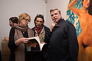 LOUISA BUCK, JEREMY DELLER, Them, Redfern Gallery PV. Cork St. London. 22 January 2020