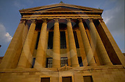 Philadelphia Museum of Art, Northwestern, Columns Minnesota Dolomite, Philadelphia, PA USA