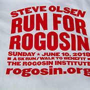 Run For Rogosin 6/10/18