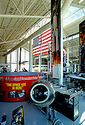Image of the Evergreen Aviation & Space Museum in McMinnville, Oregon, Pacific Northwest