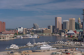 Baltimore Skyline Images