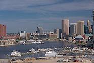 Baltimore Skyline Images