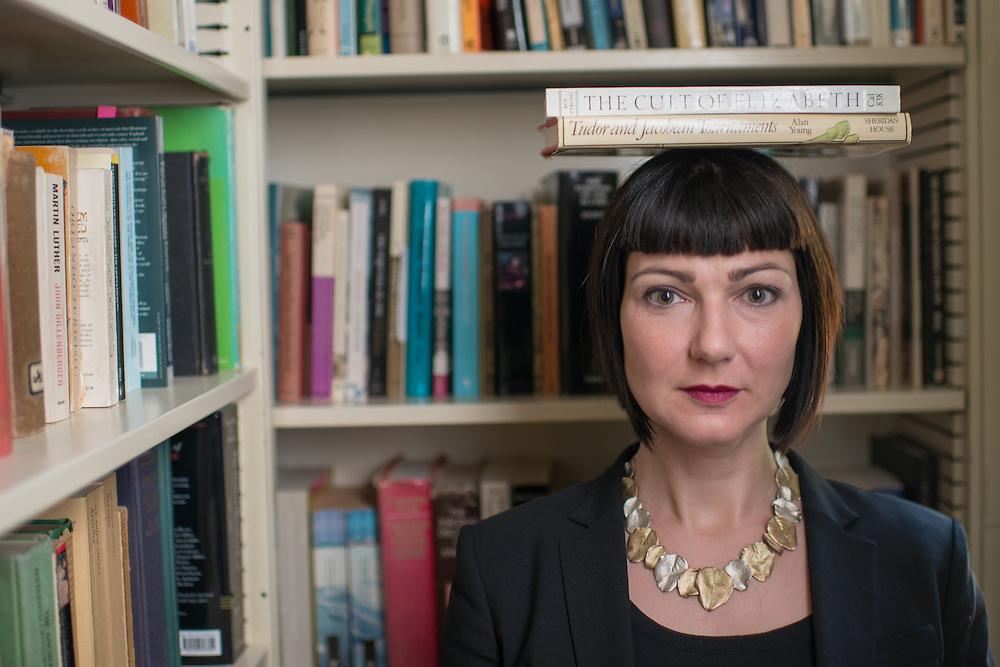 Beth Quitslund, Associate Professor, Director of Undergraduate Studies, Faculty, English, College of Arts and Sciences