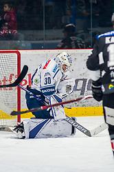 26.12.2018, Ice Rink, Znojmo, CZE, EBEL, HC Orli Znojmo vs Fehervar AV 19, 31. Runde, im Bild MacMillan Carruth (Fehervar AV19) // during the Erste Bank Eishockey League 31th round match between HC Orli Znojmo and Fehervar AV 19 at the Ice Rink in Znojmo, Czechia on 2018/12/26. EXPA Pictures © 2018, PhotoCredit: EXPA/ Rostislav Pfeffer