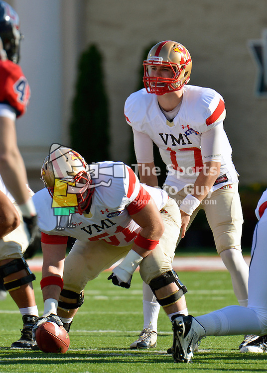 NCAA FCS: Liberty Flames outlast VMI, 17-7