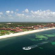 Moon palace hotels. Cancun, Quintana Roo, Mexico.