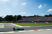 September 4-7, 2014 : Italian Formula One Grand Prix - Caterham