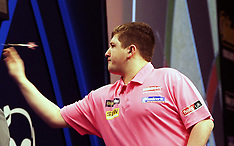 DEC 18 2014 World Darts Championships Alexandra Palace London