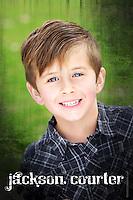5 February 2013:  Five year old Jackson Courter headshots in Huntington Beach, CA.