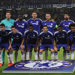 04, 2015 Chelsea FC v FC Dynamo Kyiv - UEFA Champions League