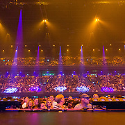 NLD/Amsterdam/20171117 - Muziekfeest Let's Dance 2017, publiek