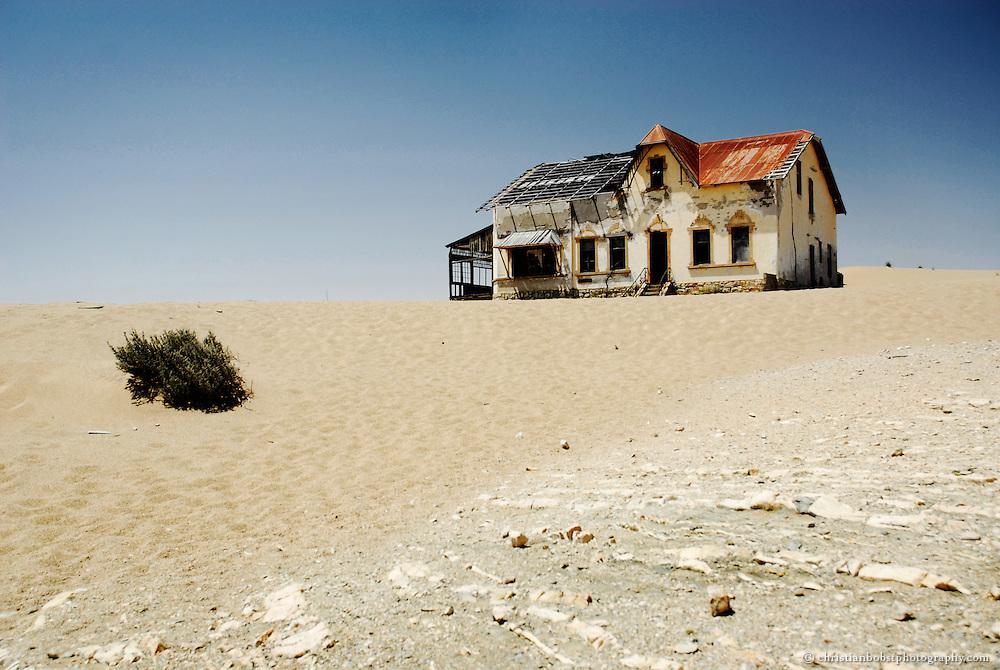 Kohlmannskoppe, Namibia 2007