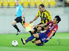 Wellington-Football, A-League, Phoenix v Newcastle Jets