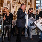 """NLD/Zeist/20131103 - CD presentatie Gordon """" Liefde overwint alles """", Eva Simons"""