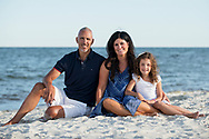 Mograss family at Dowses Beach, Saturday, June 2, 2018. © Christine Hochkeppel/Salty Broad Studios