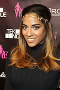 19 November-New York, NY:  Journalist/Producer/On-Air Personality Sharon Carpenter attends the 4th Annual WEEN (Women in Entertainment Empowerment Network) Awards held at Helen Mills Theater on November 19, 2014 in New York City.  (Terrence Jennings)