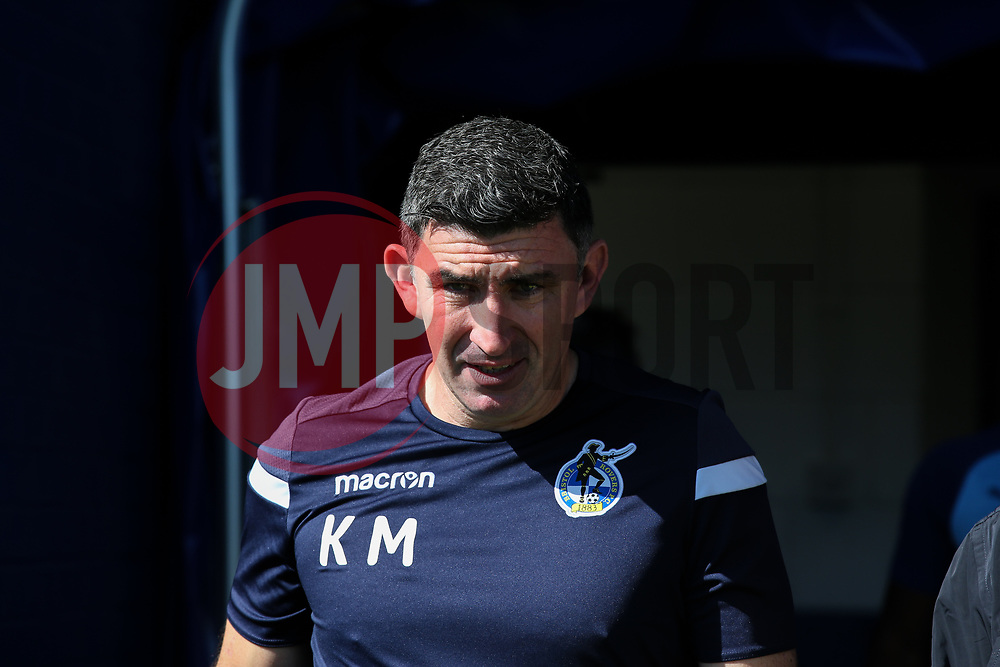 Kevin Maher arriving at the stadium - Mandatory by-line: Arron Gent/JMP - 21/09/2019 - FOOTBALL - Cherry Red Records Stadium - Kingston upon Thames, England - AFC Wimbledon v Bristol Rovers - Sky Bet League One