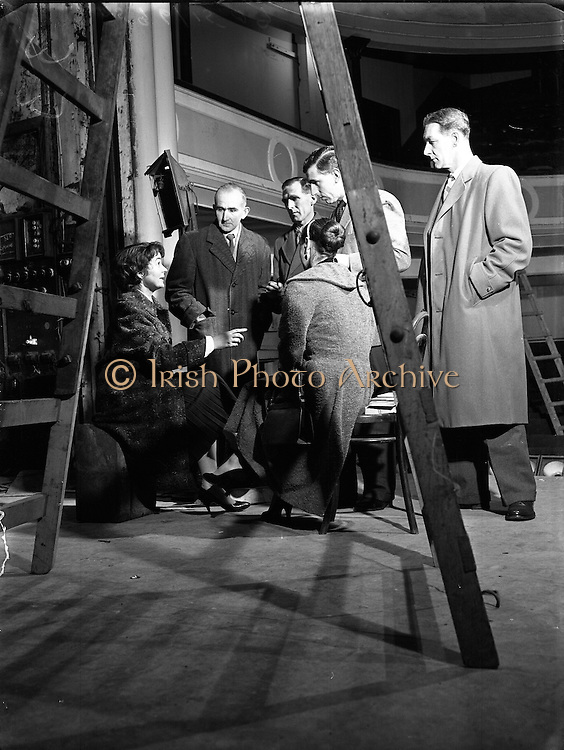 Reoopening of Royal Theatre, Waterford.09/02/1958