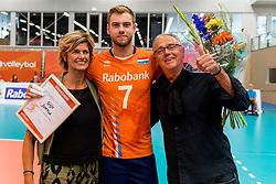 08-09-2018 NED: Netherlands - Argentina, Ede<br /> Second match of Gelderland Cup / Gijs Jorna #7 of Netherlands