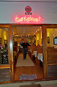 Hat Chawaeng. Betelnut restaurant, Californiathai fusion cuisine. Jeffrey Lord, Chef/Owner.