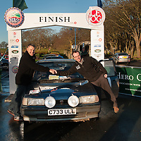 Car 62 Simon Mellings (Eng) / Richard Crozier (Sco)
