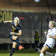 Photo Archive/2014/10-October/WomensSoccer-California<br /> <br /> Arizona Women's State Soccer vs. CAL<br /> Cal wins 1-0