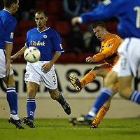 St Johnstone v Motherwell....10.01.04 Scottish Cup 3rd Round<br />