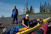 Sea Kayaking - Harriman Fjord - Prince William Sound