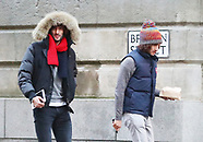 Marouane Fellaini and his twin brother are spotted - 17 Dec 2017