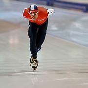 NLD/Heerenveen/20051204 - World Cup schaatsen 2005, Gianni Romme