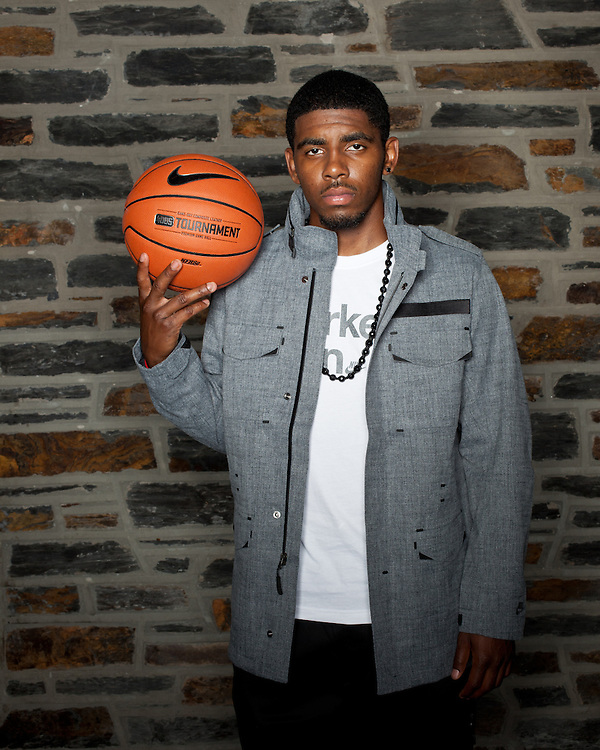 Kyrie Irving, Durham, NC, October 24, 2011