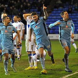 Tranmere Rovers v Cambridge United
